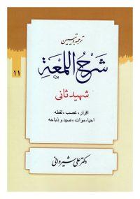 ترجمه و تبیین شرح اللمعه (11)
